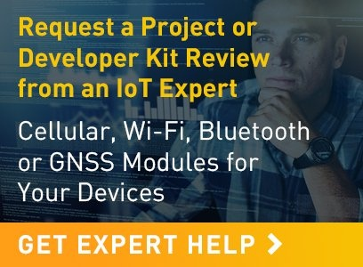 Request a Project or Developer Kit Review from an IoT Expert