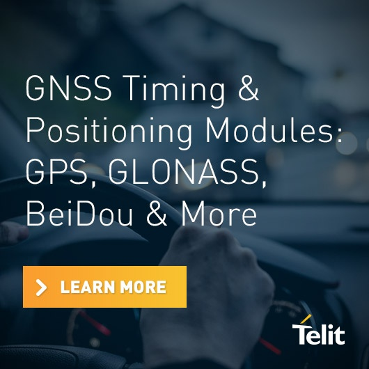 GNSS Timing & Positioning Modules: GPS, GLONASS, BeiDou and More - Learn More