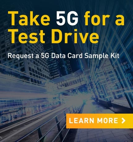 Take 5G for a Test Drive