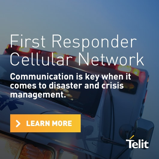 First Responder Cellular Network - Learn More