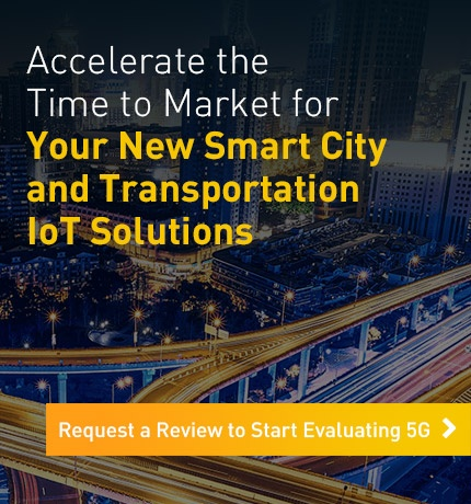 Accelerate your time to market for your new smart city and transportation IoT solutions. Request a review.