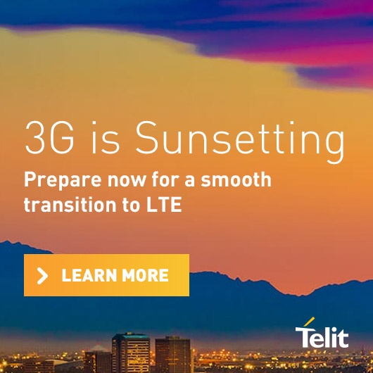 3G is Sunsetting - Prepare now for a smooth transition to LTE - Learn More