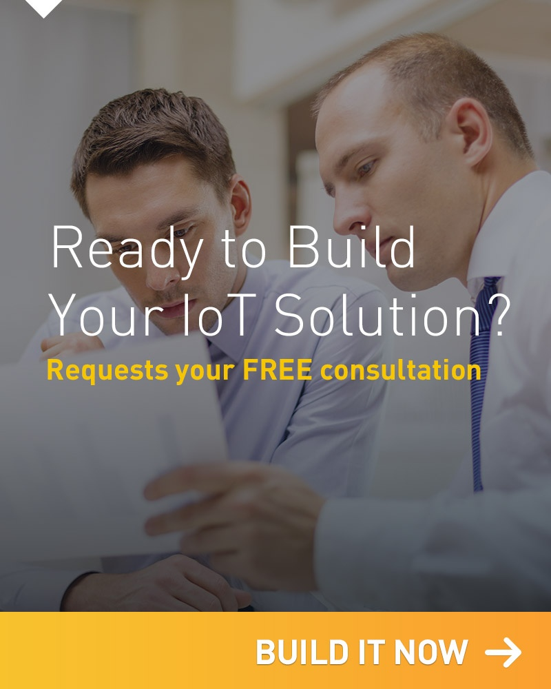Ready to Build Your IoT Solution? Request your FREE consultation - Build It Now