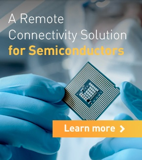 A remote connectivity solution for semiconductors. Learn more.