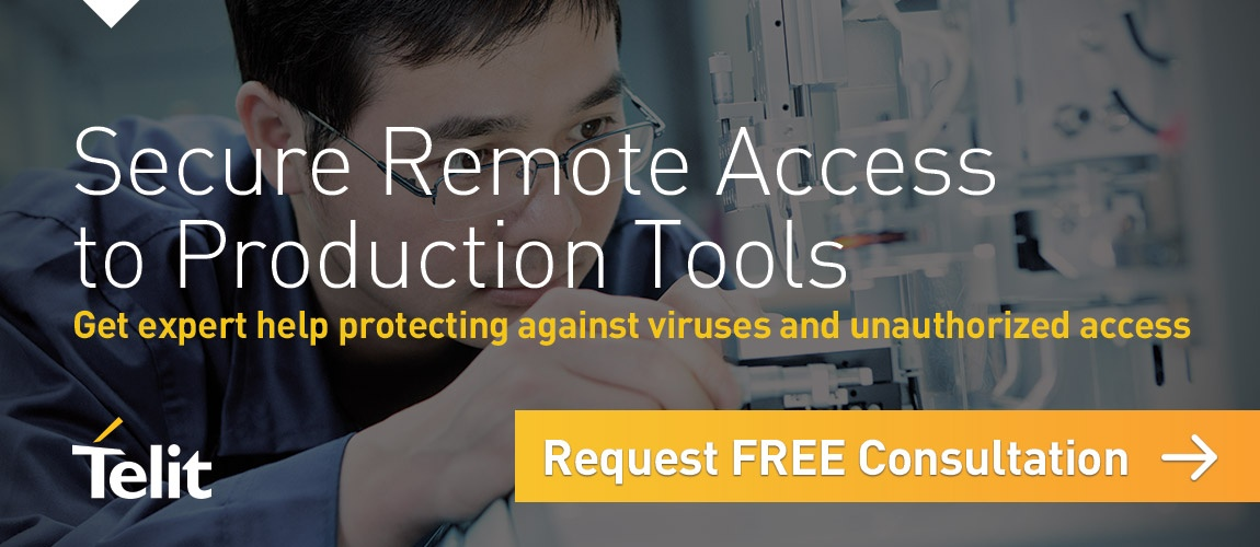 Secure Remote Access to Production Tools - Get expert help protecting against viruses and unauthorized access - Request FREE Consultation