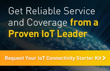 Get Reliable Service and Coverage from a Proven IoT Leader. Request Your IoT Connectivity Starter Kit.