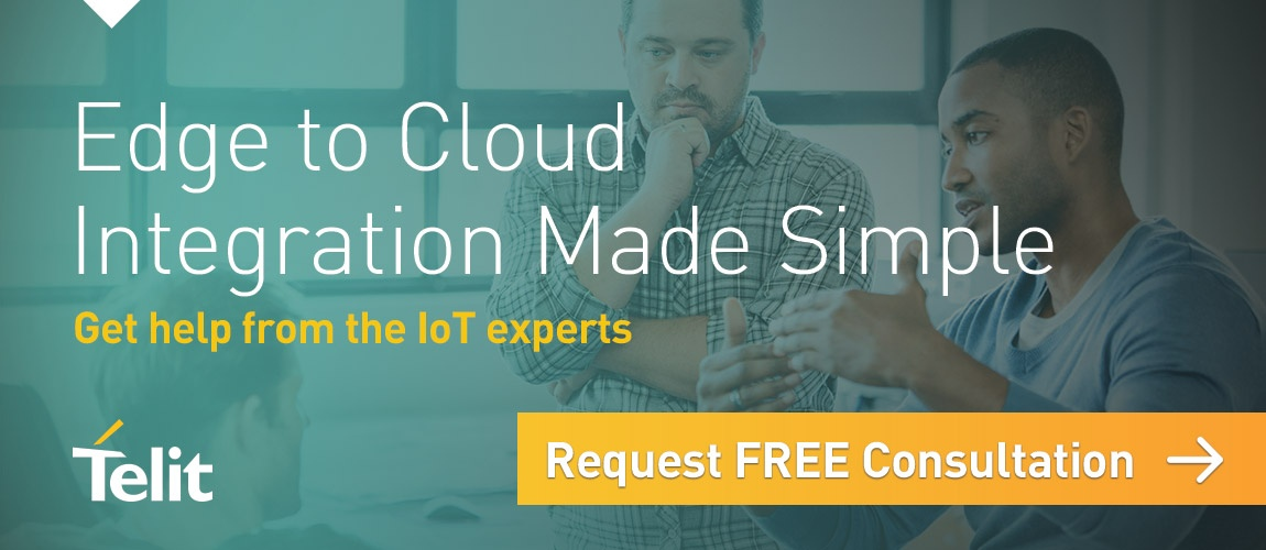Edge to Cloud Integration Made Simple – Get help from the IoT experts – Request FREE Consultation