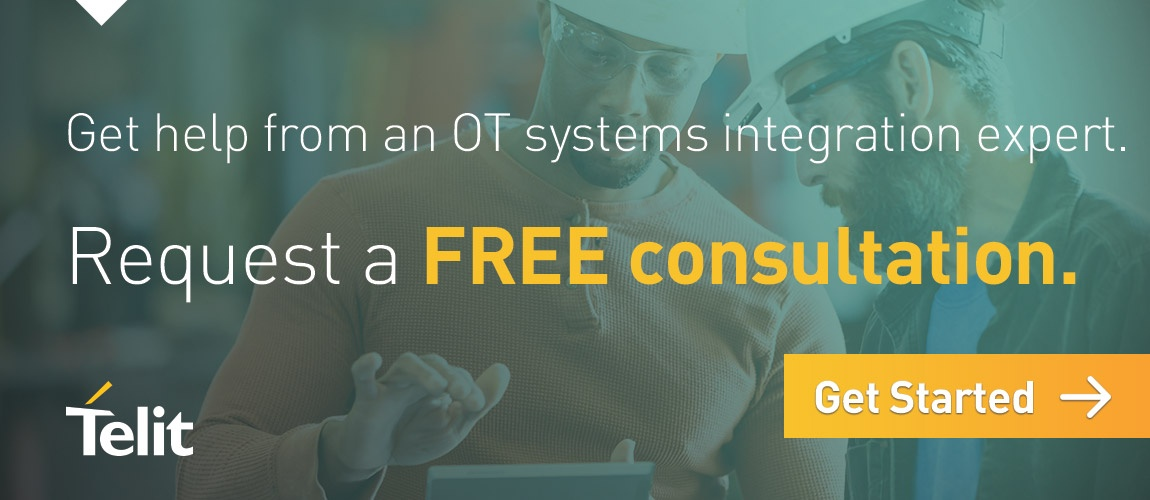 Get help from an OT systems integration expert. Request a free consultation today - click here to get started.
