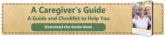 A Caregiver's Guide: A Guide and Checklist to Help You
