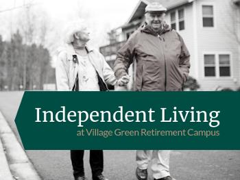 Independent Living at Village Green