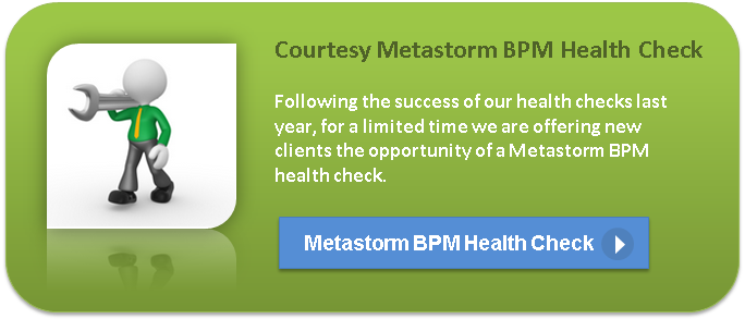 Metastorm BPM Health Check