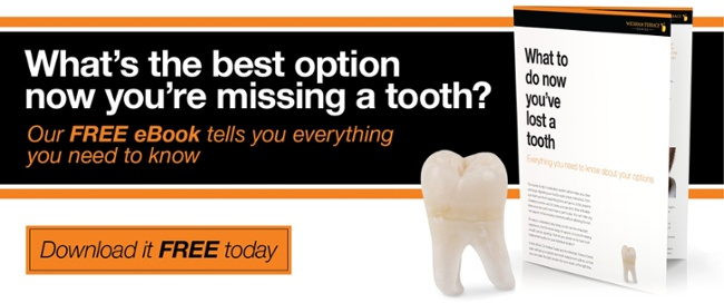 What's the best option now you're missing a tooth?
