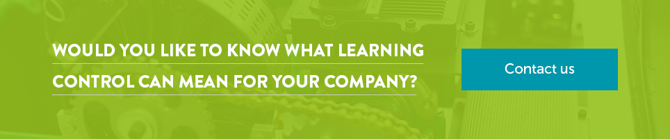 Would you like to know what learning control can mean for your company?