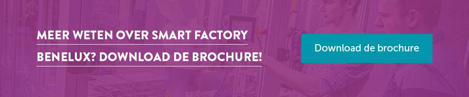 Meer weten over Smart Factory Benelux? Download de brochure!