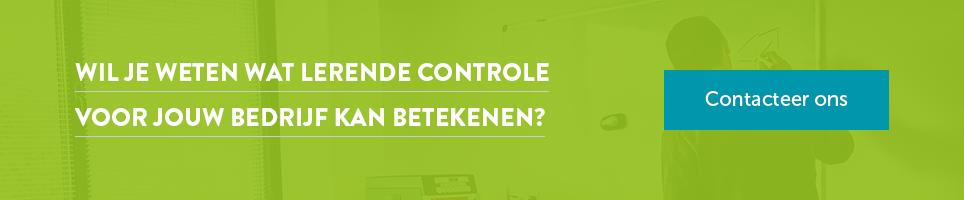 Wil je weten wat lerende controle voor jouw bedrijf kan betekenen?