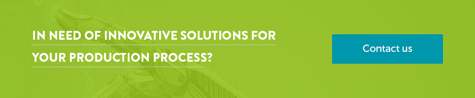 In need of innovative solutions for your production process?