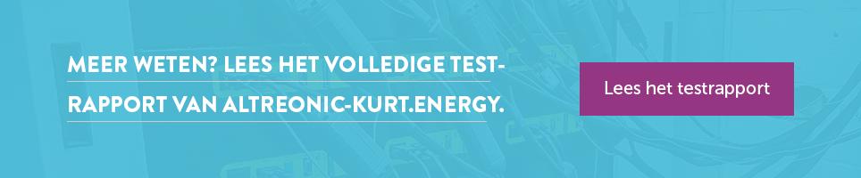 Lees het testrapport van Altreonic-kurt.energy.