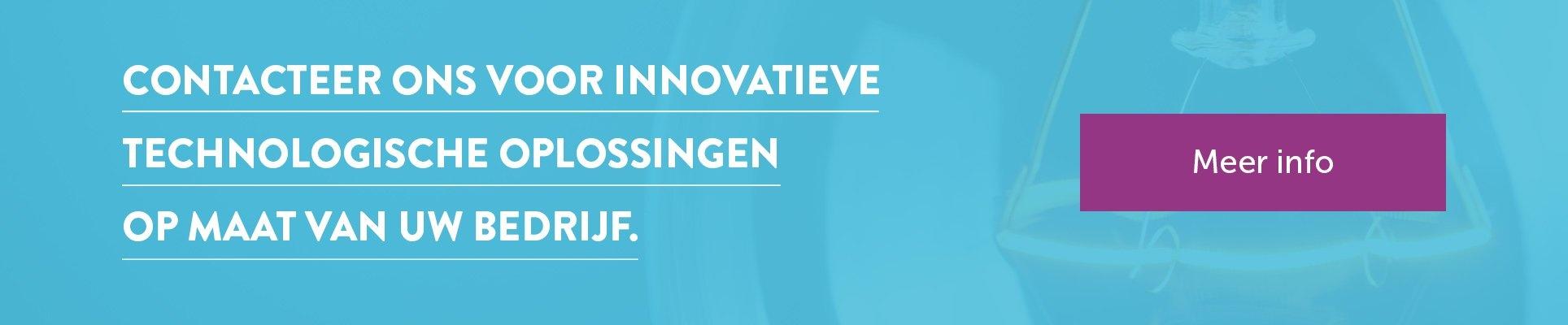 Meer info over innovatie op maat