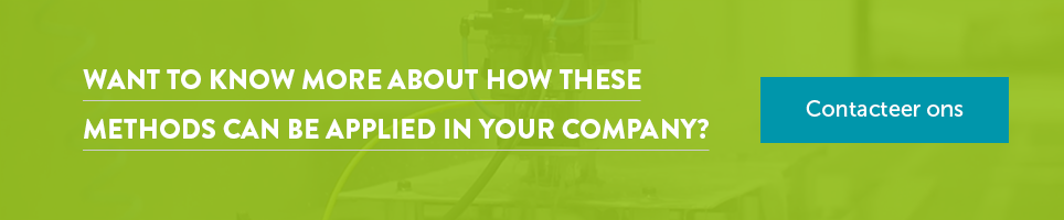 Want to know more about how these methods can be applied in your company?