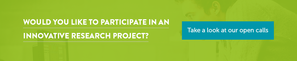 Would you like to participate in an innovative research project?