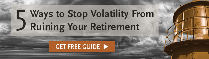 Ways to Stop Market Volatility from Ruining Your Retirement