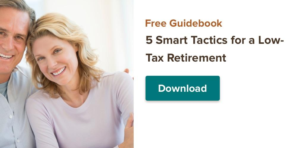 5 Smart Tactics for a Low-Tax Retirement