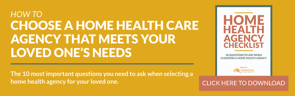Home Health Agency Checklist