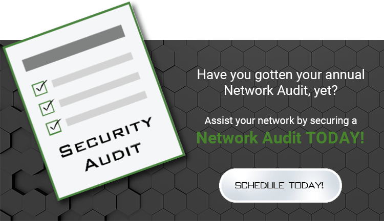 Network Security Audit Scheduling Link