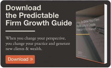 Download Predictable Law Firm Growth Guide