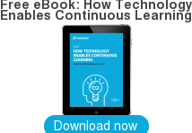 Free eBook: How Technology Enables Continuous Learning    Download now