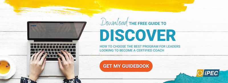 Download the free guide to discover how to choose the best program for leaders looking to become a certified coach