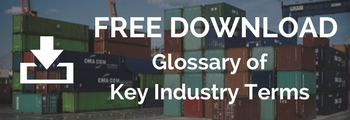 Free Download Glossary of Key Industry Terms