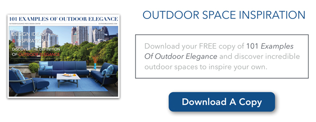 101 examples of outdoor elegance call to action