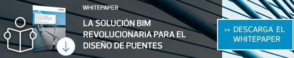 La solución BIM revolucionaria para el diseño de puentes