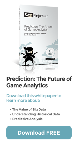Ninja Metrics - Prediction The Future of Game Analytics