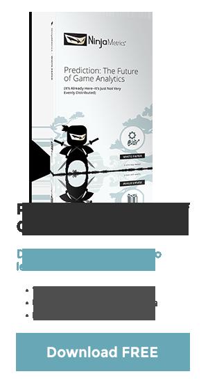Ninja Metrics - Prediction The Future of Game Analytics