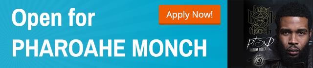 Open for Pharoahe Monch in NYC