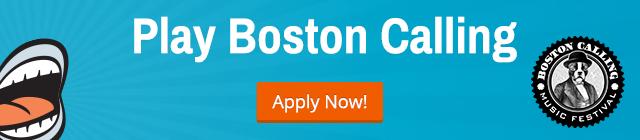 Perform at Boston Calling