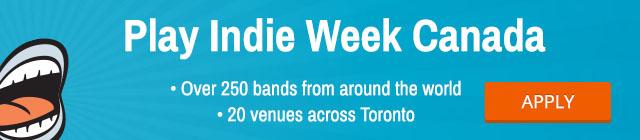 Play Indie Week Canada