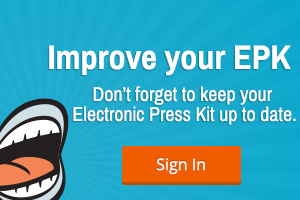 Update Your Electronic Press Kit