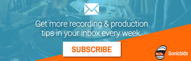 Get more recording tips- subscribe