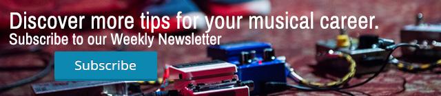 Musical Career Tips
