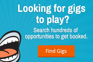 Find Gigs to Play