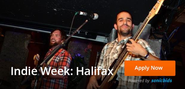 Indie Week Halifax