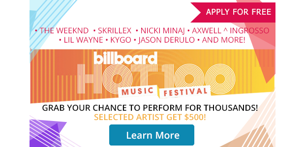 Billboard Hot 100 Festival