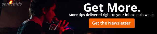 Get More From Sonicbids