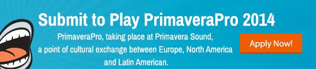 Perform at PrimaveraPro