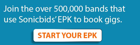 The Sonicbids EPK