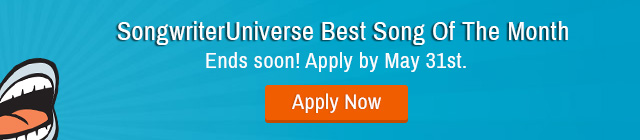 Apply to Songwriter Universe