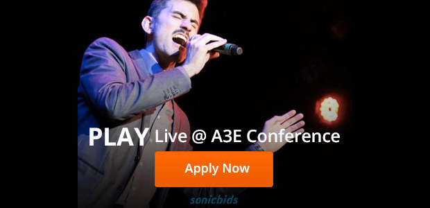 Play Live at A3E Conference